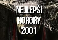 Nejlepší horory 2001